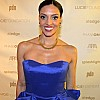 Naja Hill, 2014 Lucie Awards host, 005 Lucie_Step& Repeat IMG_2615