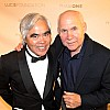 Nick Ut, Honoree for Achievement in Photojournalism with Steve McCurry, 2003 Lucie Award Honoree  002 Lucie_Step& Repeat IMG_2604