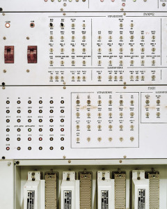Air Conditioning Panel - USSR/CIS