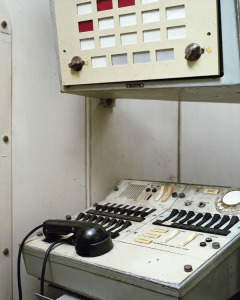Communications Console - USSR/CIS