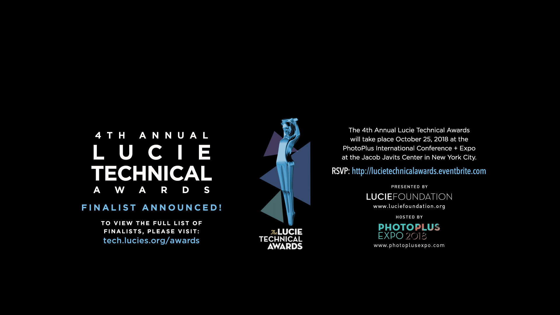 Lucie Technical Awards