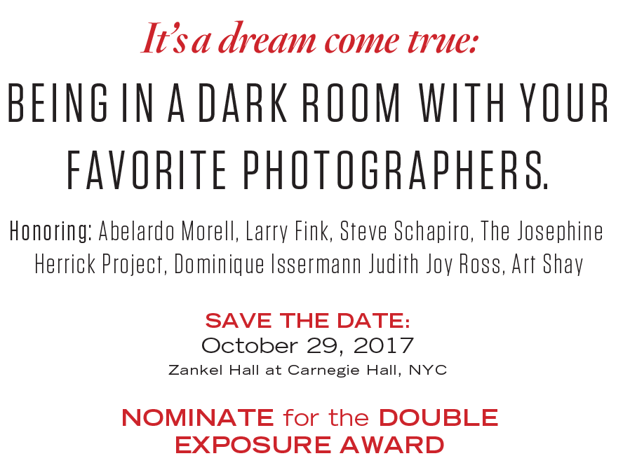 save the date – Nominate Double Exposure