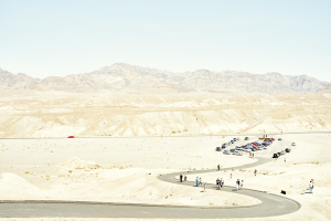Future tourism, today at Death Valley