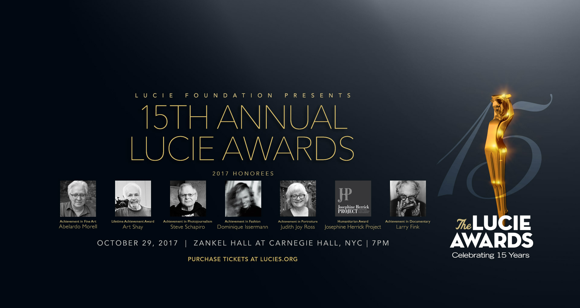 15th Annual Lucie Awards